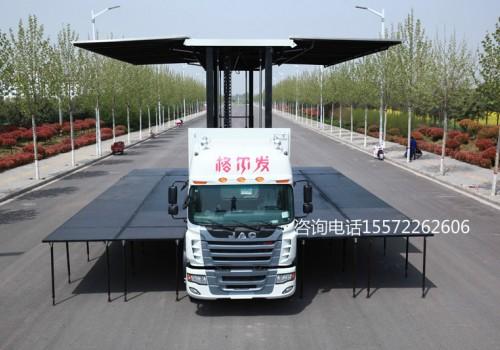 江淮100平米舞台车
