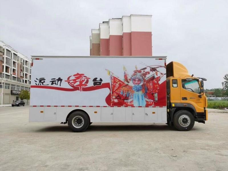国6福田瑞沃舞台车图片