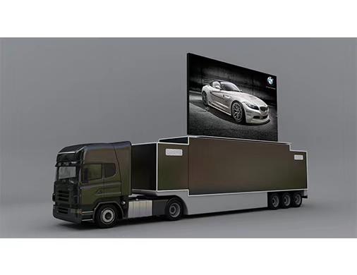 演出车|60平米流动舞台车图片