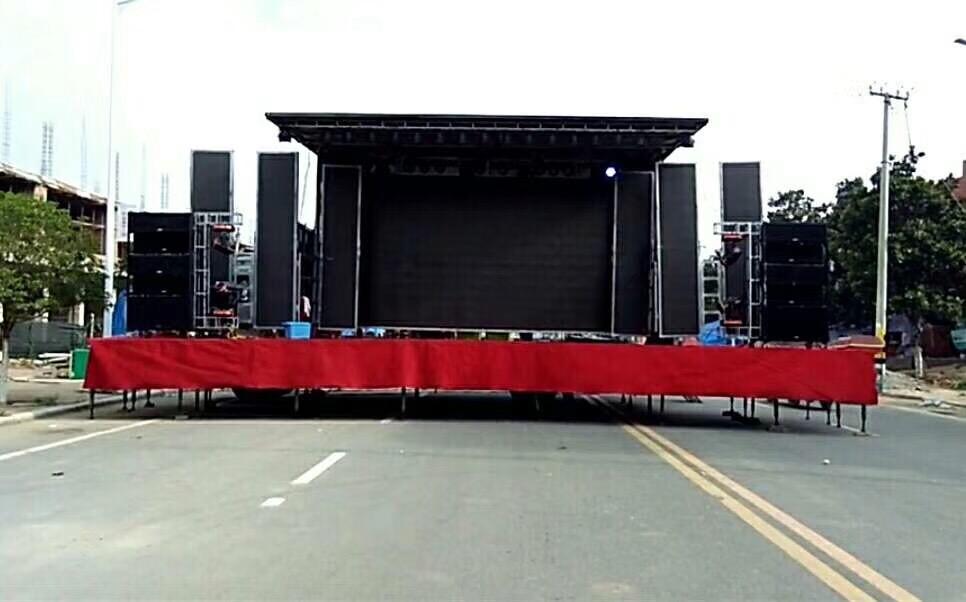 60平米舞台车|80平米舞台车